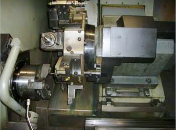HAAS DS-30Y CNC Turning Center-29178a