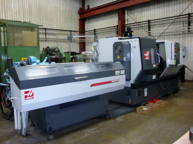 HAAS DS-30Y CNC Turning Center-29178c