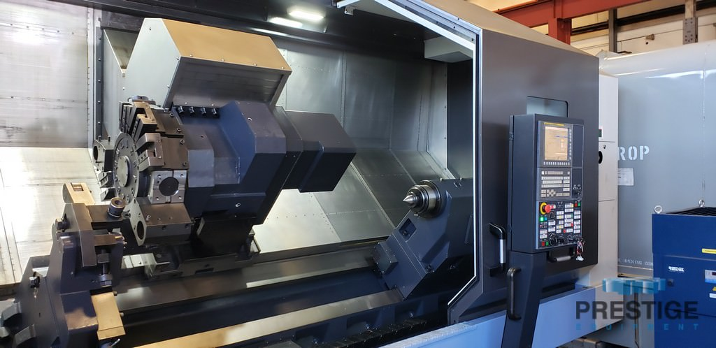 DOOSAN Puma 600LY CNC Turning Center With Live Milling-29698a