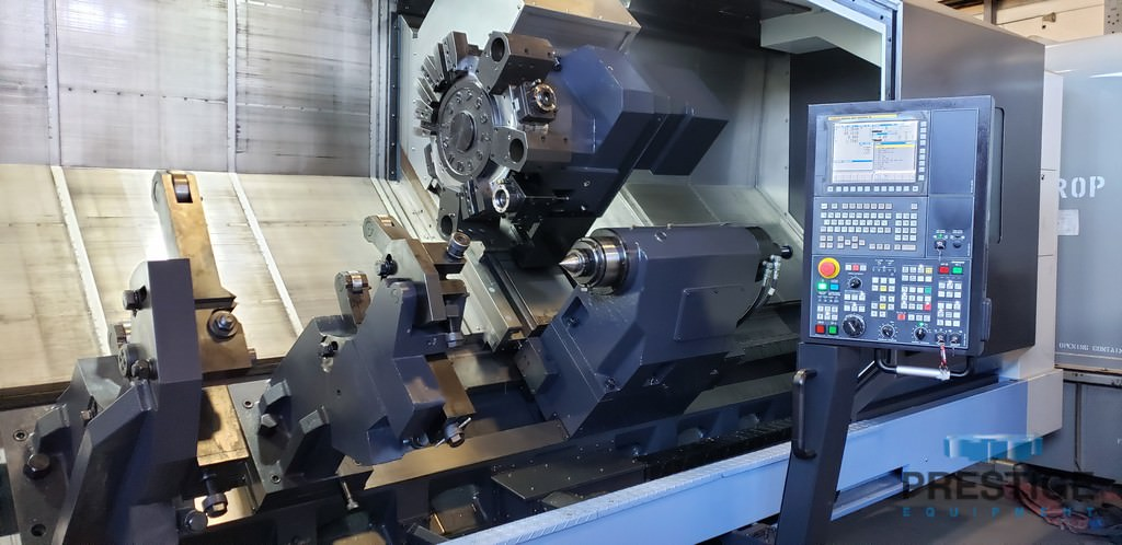 DOOSAN Puma 600LY CNC Turning Center With Live Milling-29698d
