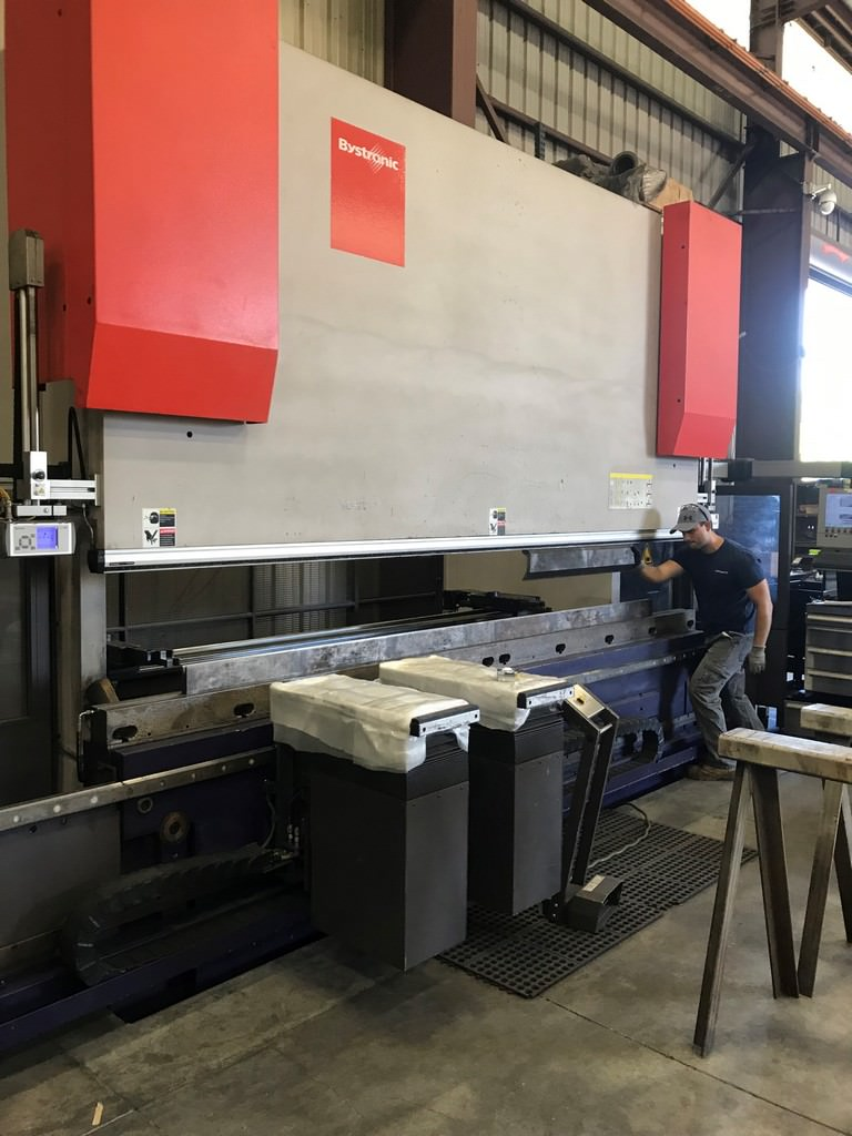 Bystronic-Xpert-400-x-4100-7-Axis-CNC-Hydraulic-Press-Brake