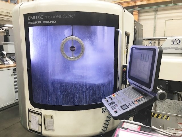 DMG-DMU-60-MonoBLOCK-5-Axis-CNC-Vertical-Machining-Center