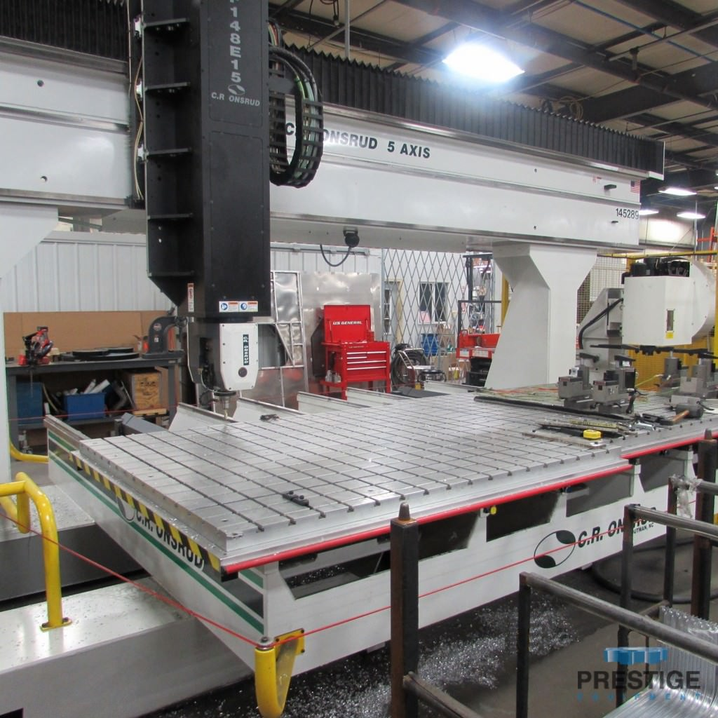 C.R. Onsrud F148E15 5-Axis Extreme Series CNC Router