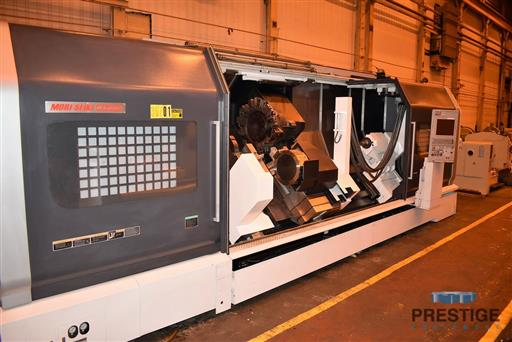 Mori Seiki NZL-6000BY/4000 CNC Turning Center With Live Milling
