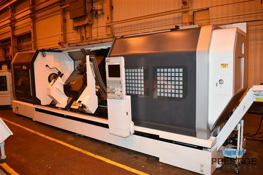Mori Seiki NZL-6000BY/4000 CNC Turning Center With Live Milling-31218a