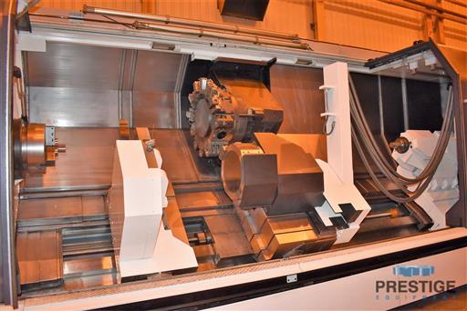 Mori Seiki NZL-6000BY/4000 CNC Turning Center With Live Milling-31218b