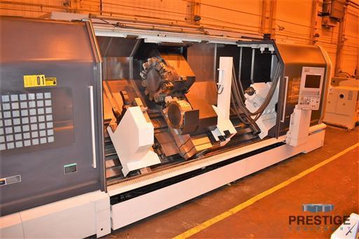 Mori Seiki NZL-6000BY/4000 CNC Turning Center With Live Milling-31218c