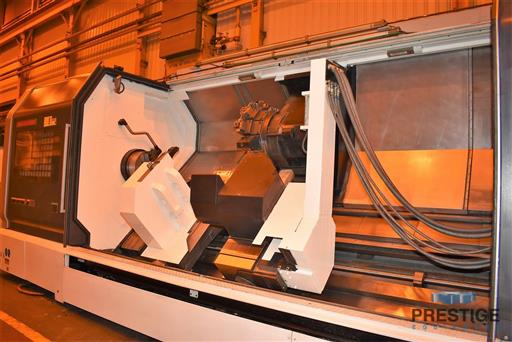 Mori Seiki NZL-6000BY/4000 CNC Turning Center With Live Milling-31218d