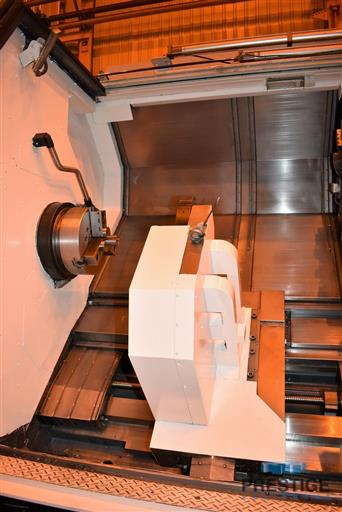 Mori Seiki NZL-6000BY/4000 CNC Turning Center With Live Milling-31218g