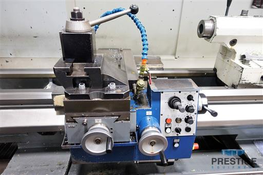 Weiler E70x3000 CNC Hollow Spindle Flat Bed Lathe-31262e