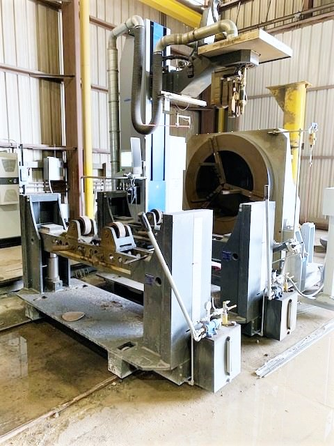 CNC Pipe Cutting System